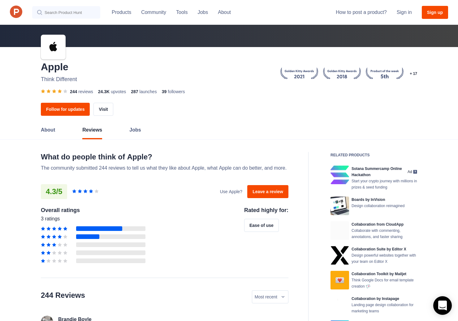 TestFlight Reviews - Pros, Cons and Rating | Product Hunt