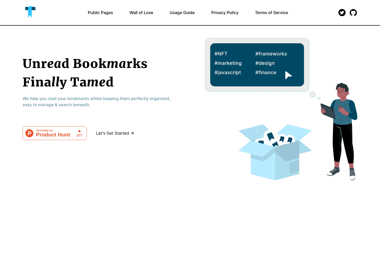 TweepsBook