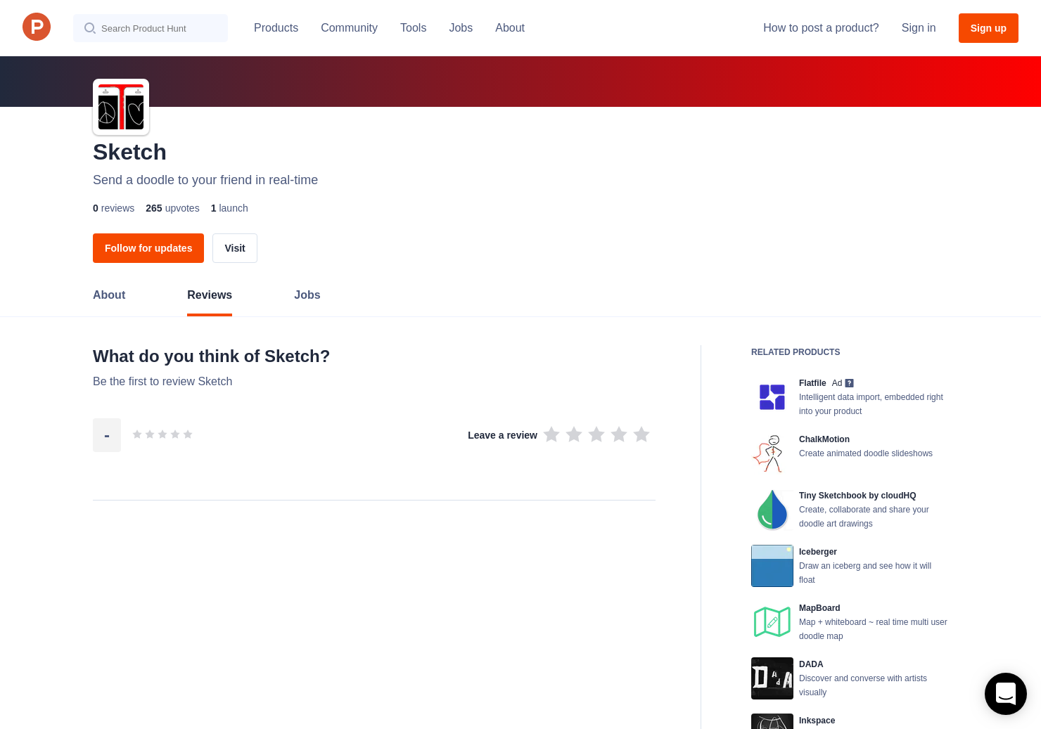 Sketch Reviews - Pros, Cons and Rating | Product Hunt