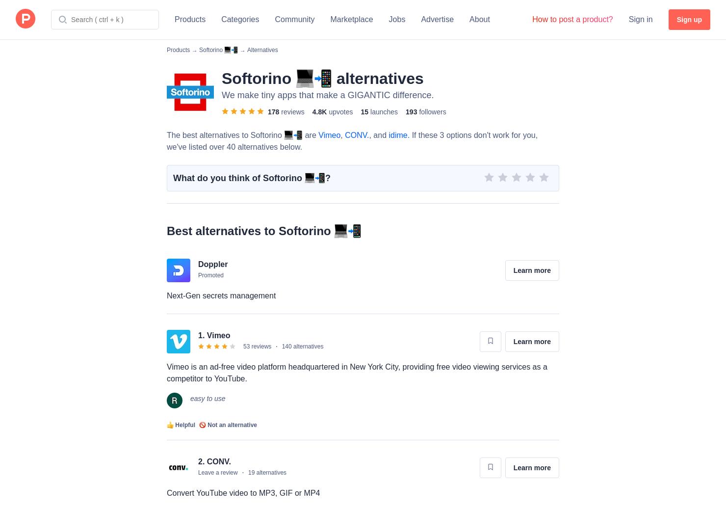 16 Alternatives to Softorino YouTube Converter for iPhone