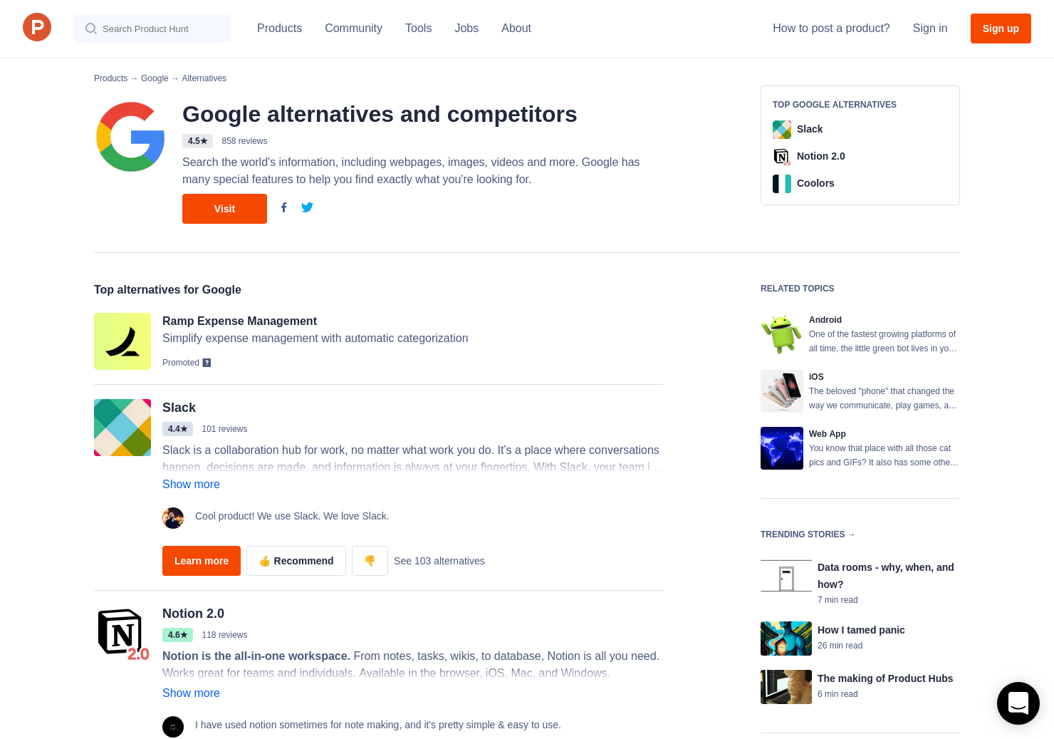 17 Alternatives to Poly by Google   Product Hunt