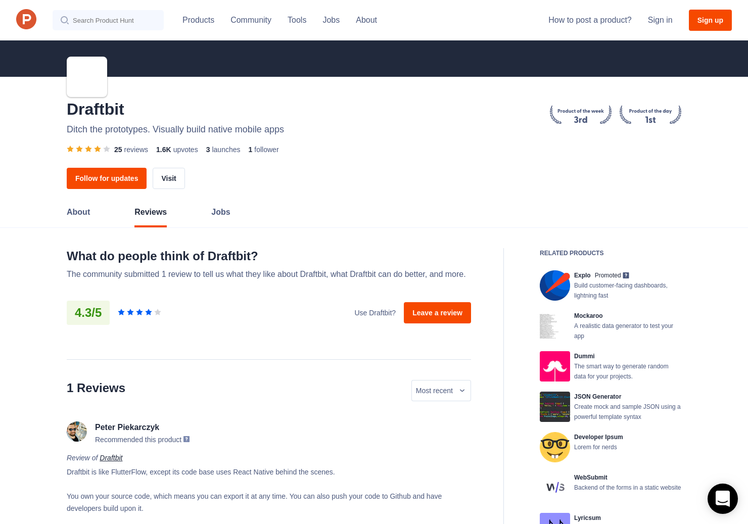 9 Personas by Draftbit Reviews - Pros, Cons and Rating