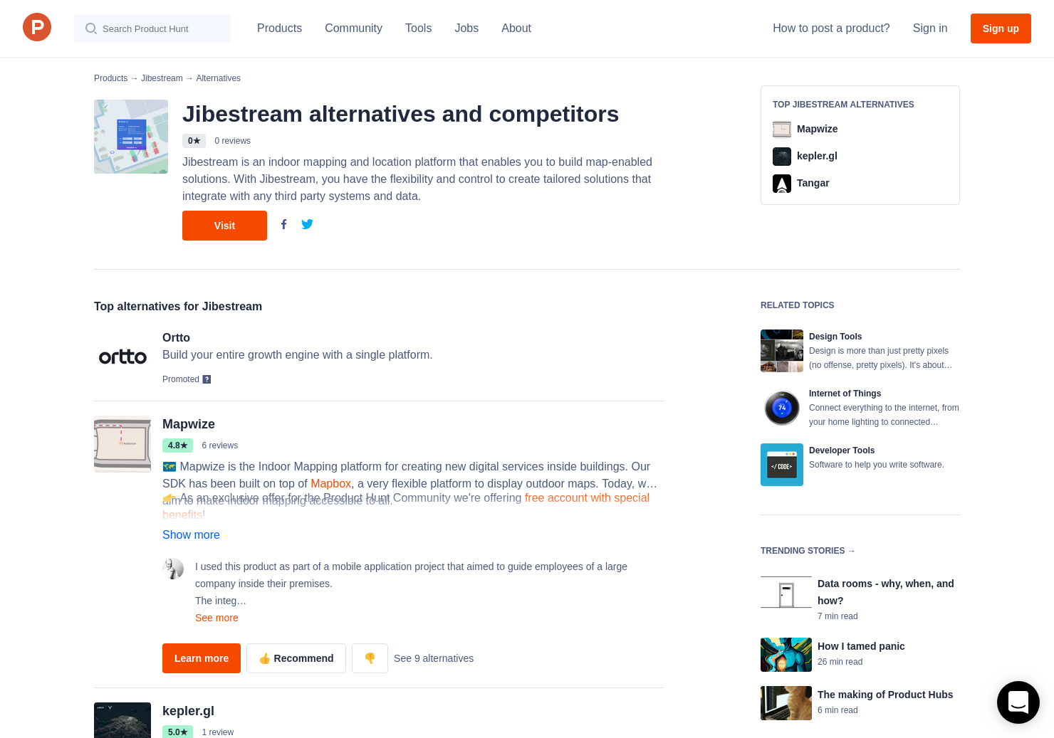 5 Alternatives to Jibestream   Product Hunt