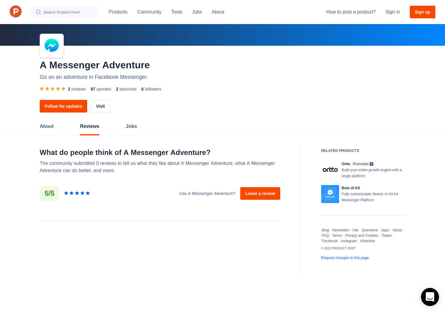 1 Messenger Demo Viewer Reviews - Pros, Cons and Rating   Product Hunt
