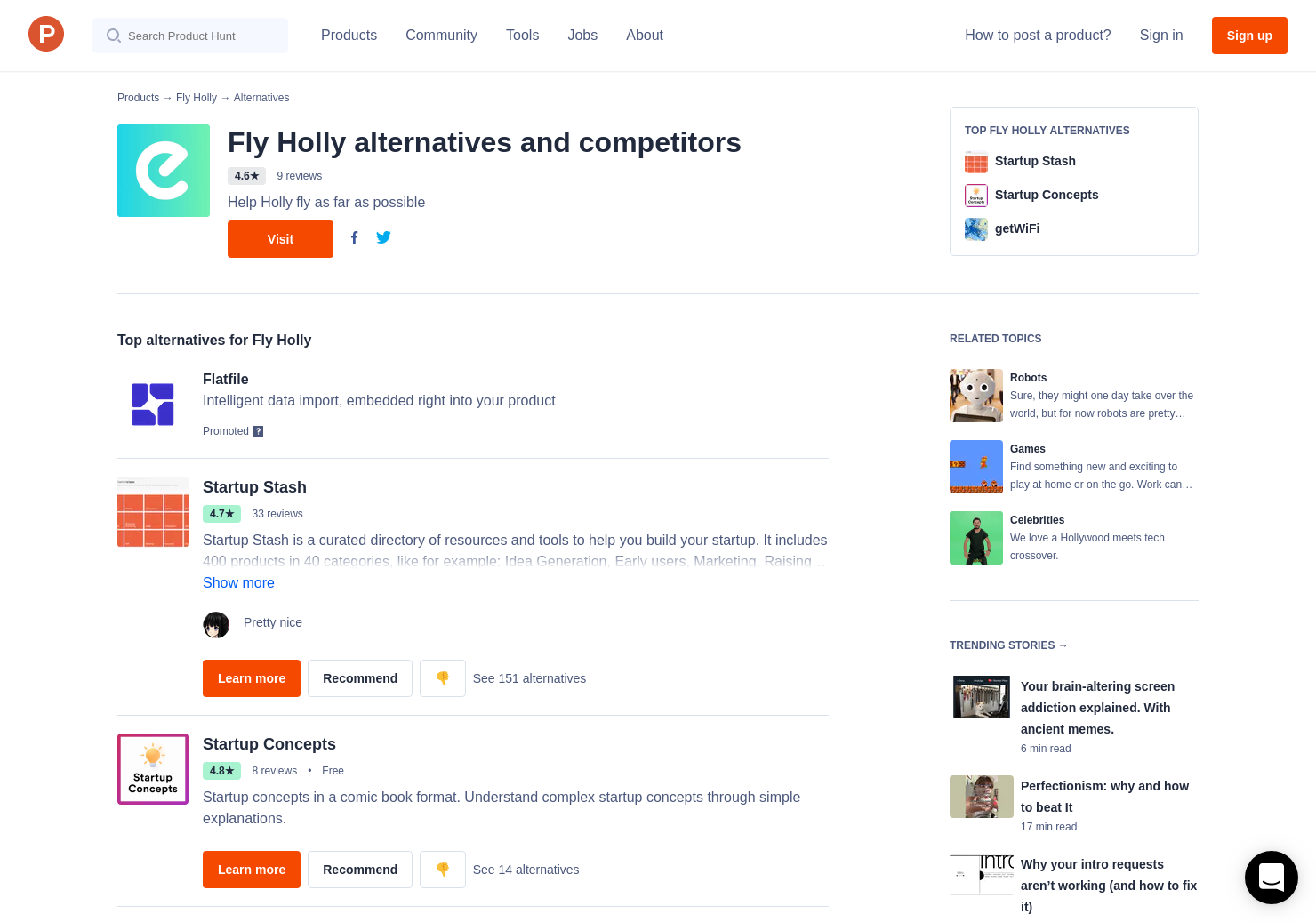 9 Alternatives to Casey, the UPS Bot | Product Hunt