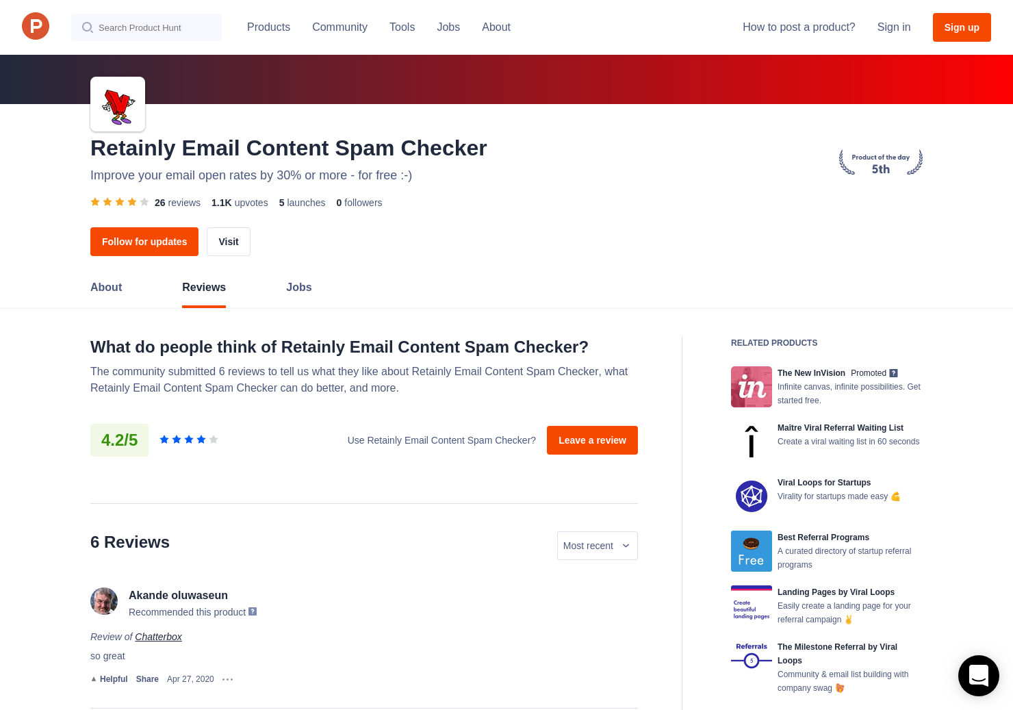6 Virus from Retainly Reviews - Pros, Cons and Rating | Product Hunt