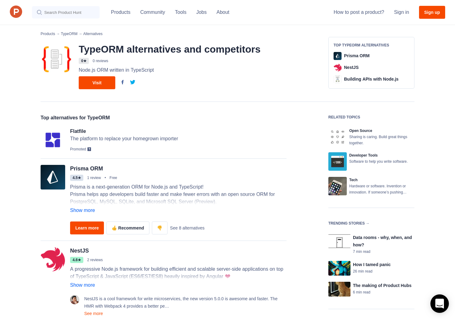 Typeorm Examples