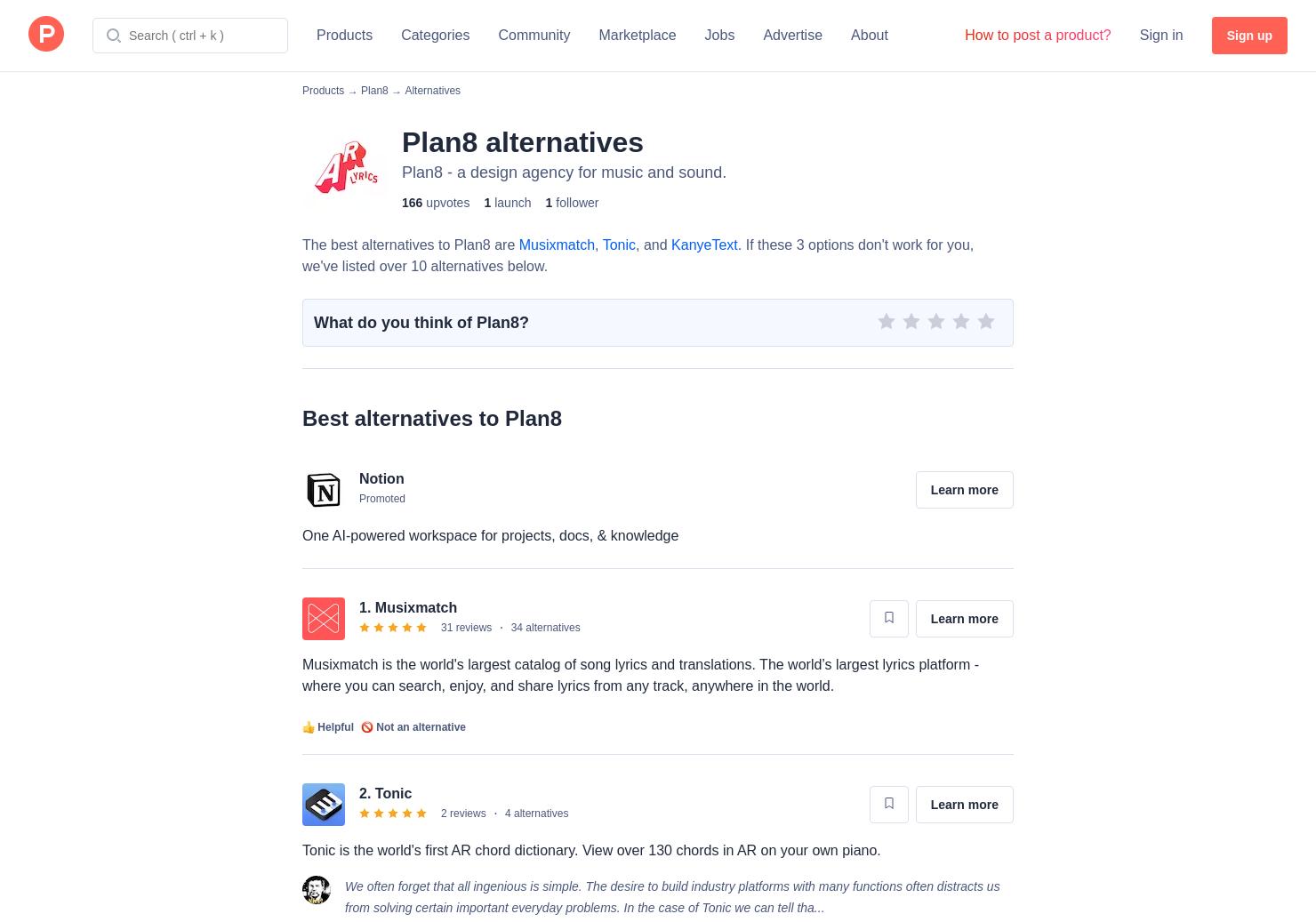 16 Alternatives to AR Lyrics for iPhone | Product Hunt