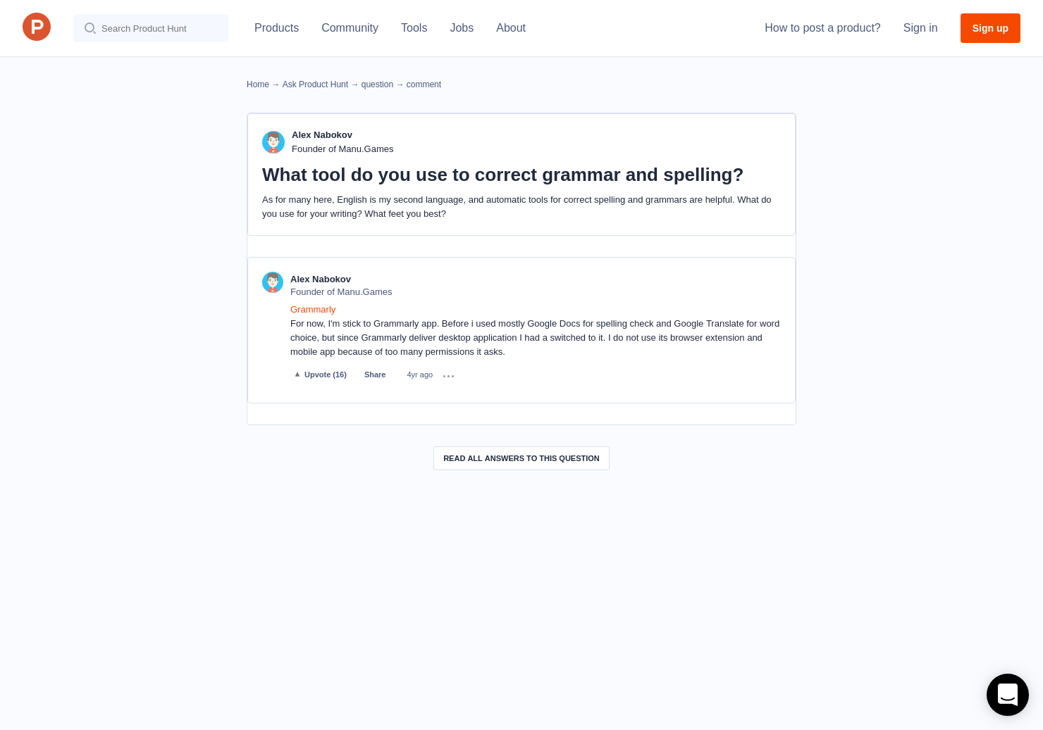 Product Hunt The Best New Products In Tech