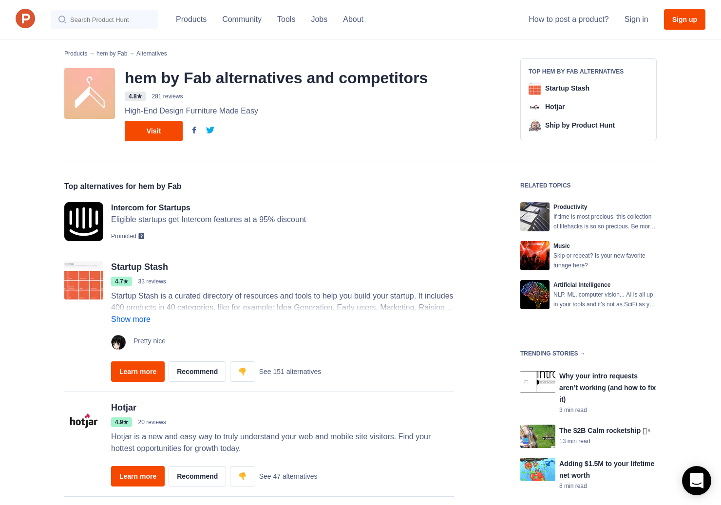 11 Alternatives to Spotify Running | Product Hunt