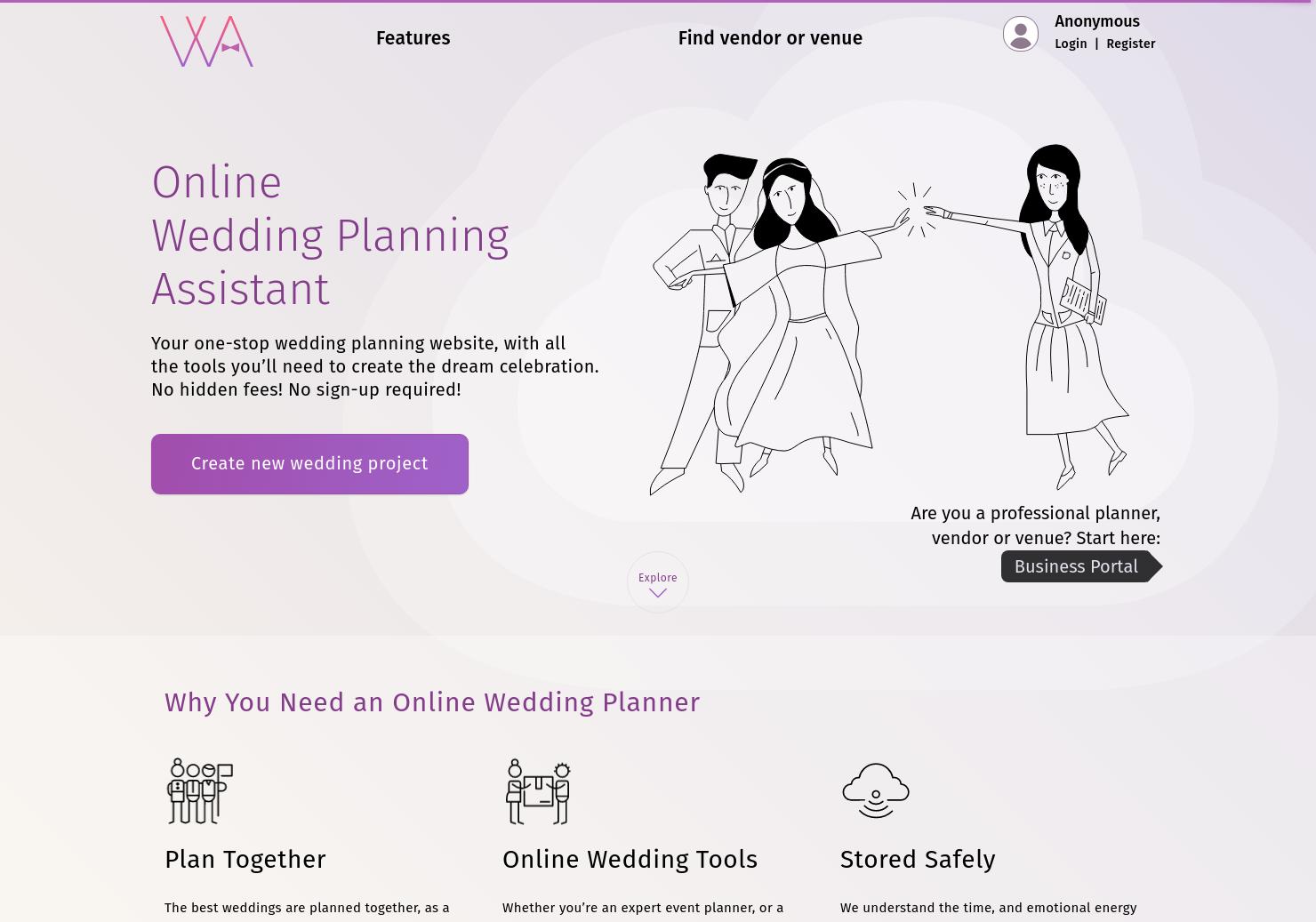 Wedding Planning Assistant
