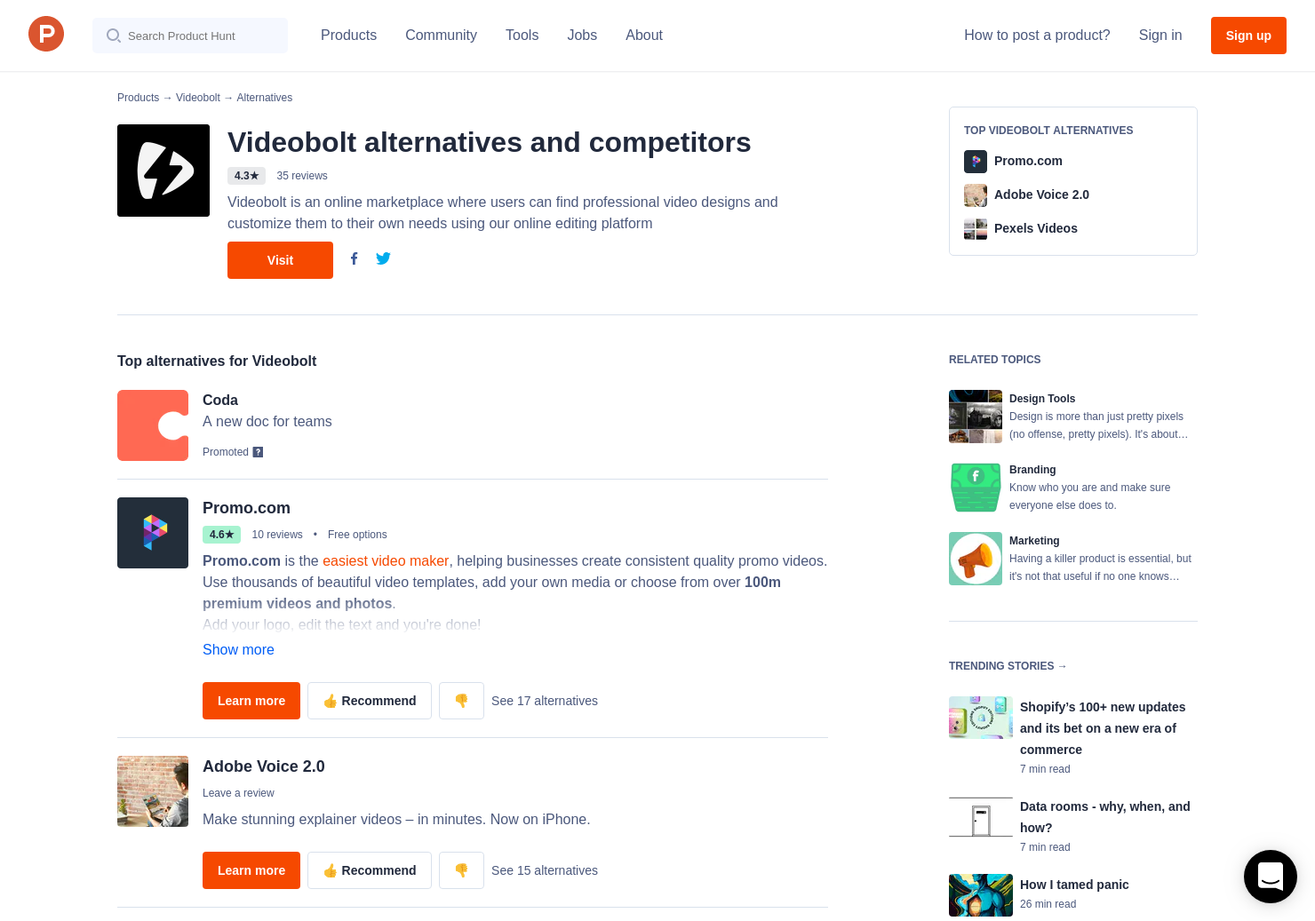 9 Alternatives to Music Visualizers by Videobolt | Product Hunt