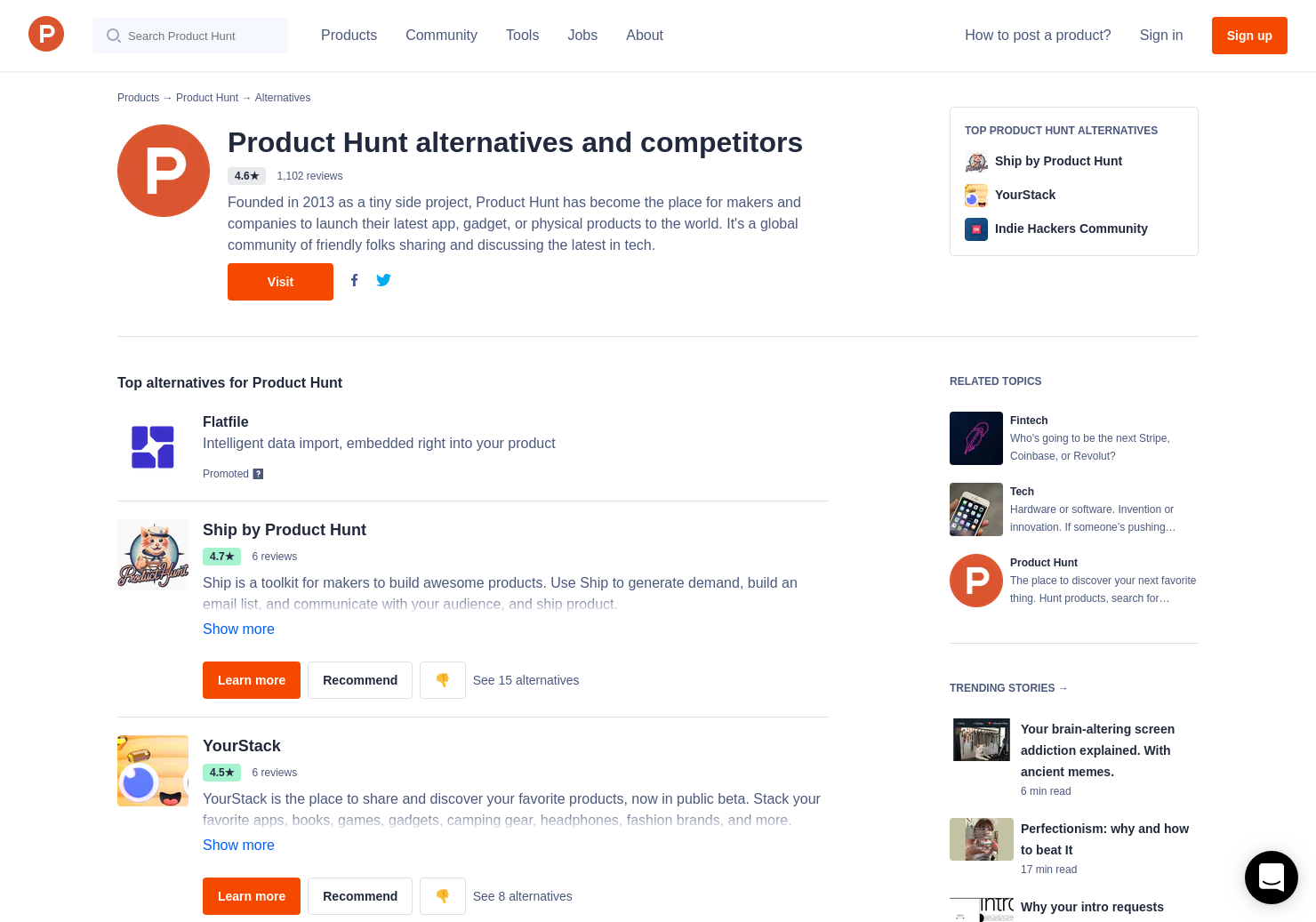 4 Alternatives to Product Hunt for Google Home | Product Hunt