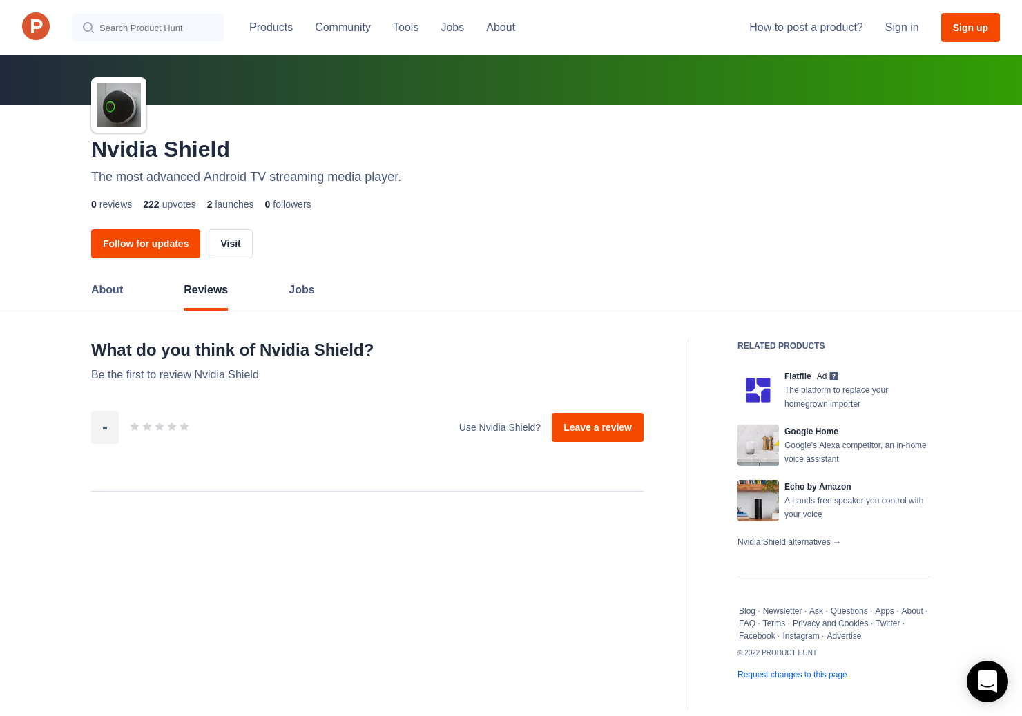 NVIDIA Shield TV Reviews - Pros, Cons and Rating | Product Hunt