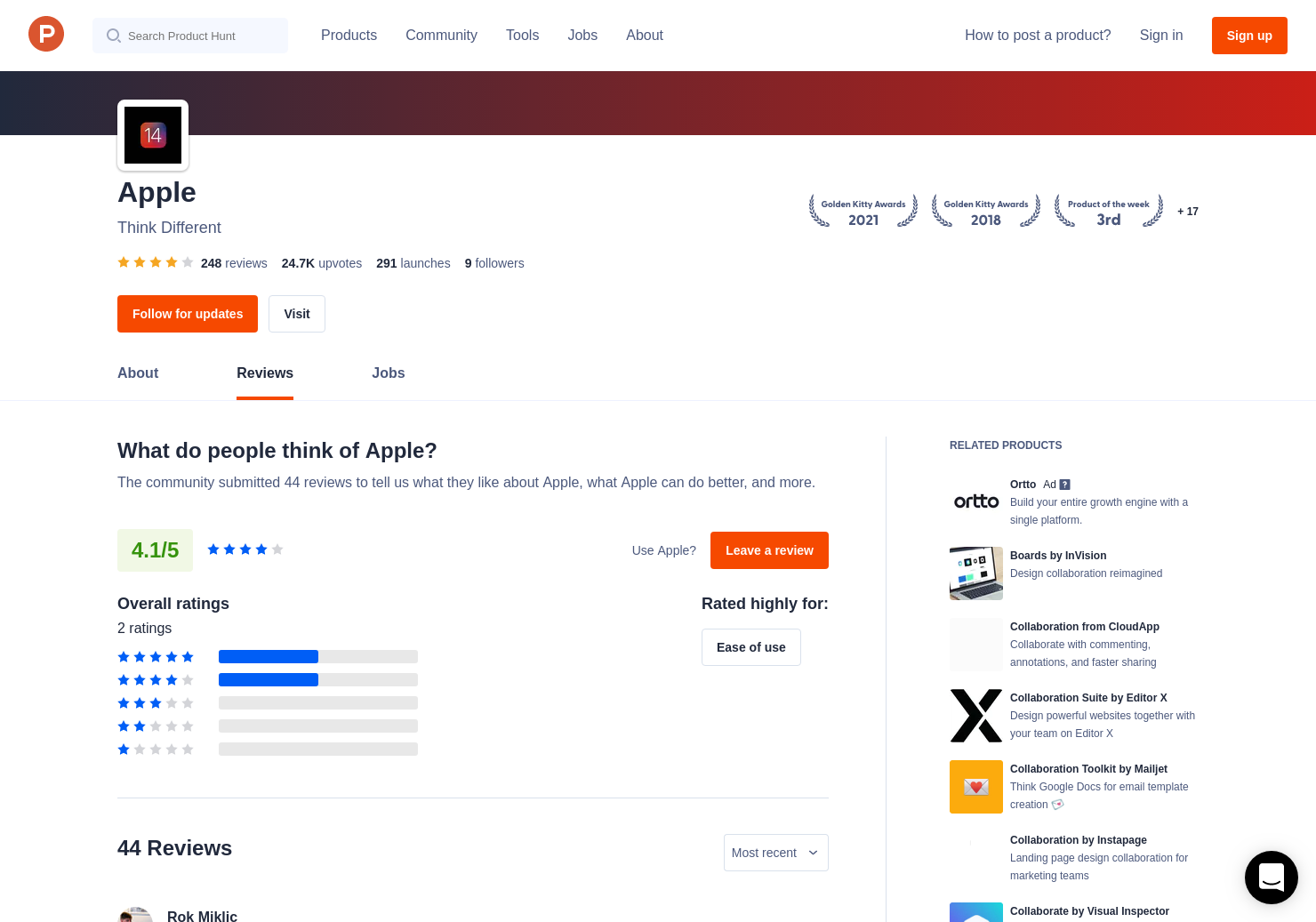 MapKit JS Reviews - Pros, Cons and Rating | Product Hunt