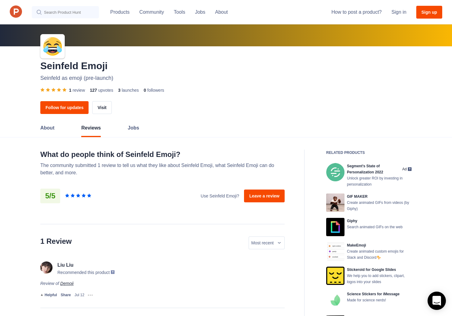 1 Demoji Reviews - Pros, Cons and Rating | Product Hunt