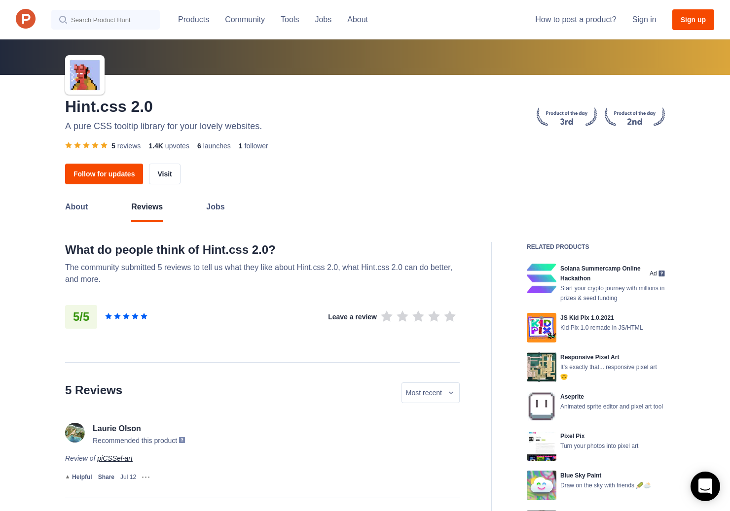 Web Maker Reviews - Pros, Cons and Rating | Product Hunt