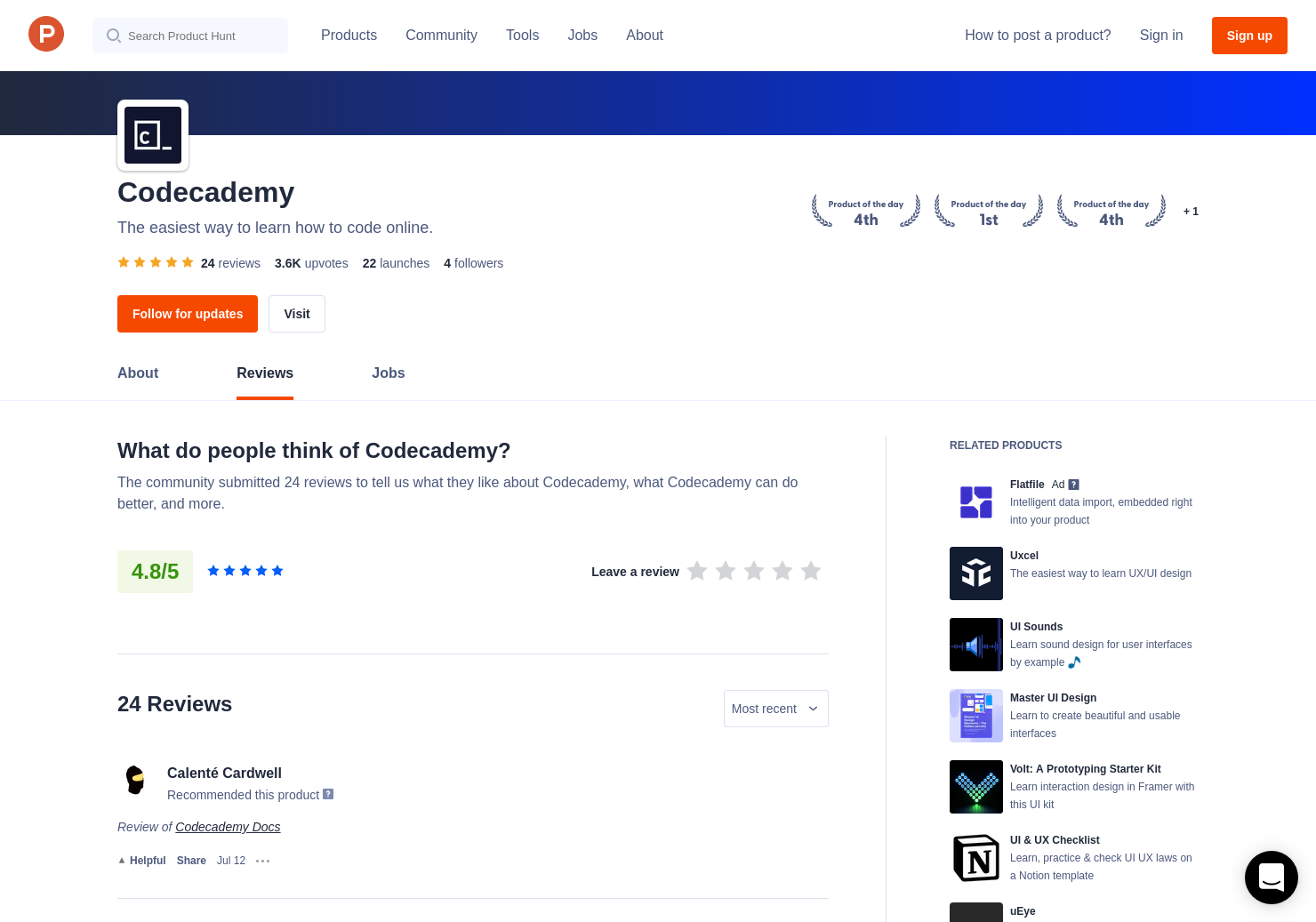 Hour of Code Reviews - Pros, Cons and Rating | Product Hunt