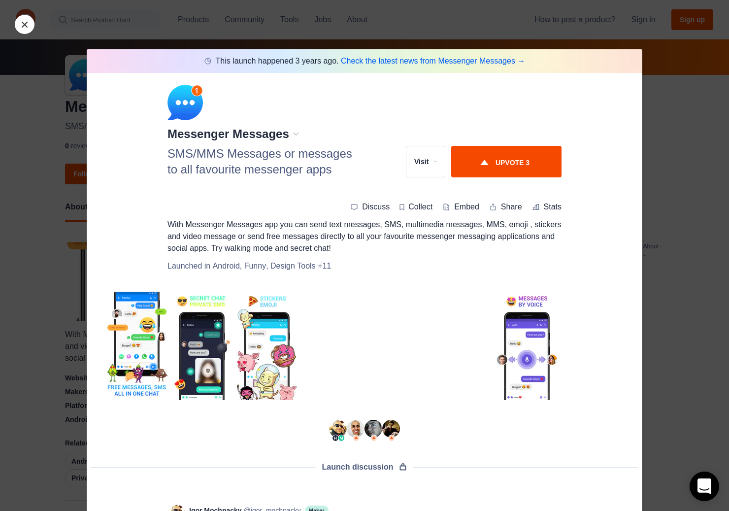 Product Hunt – The best new products in tech