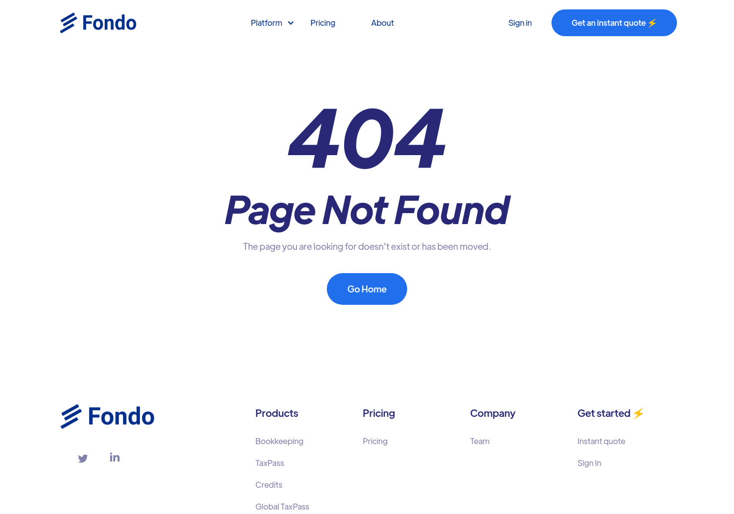 Tax Extension Filer by Fondo