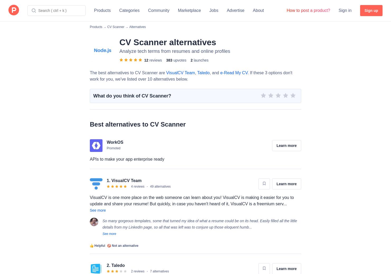 1 Alternatives To Glossarytech For Linkedin For Chrome Extensions