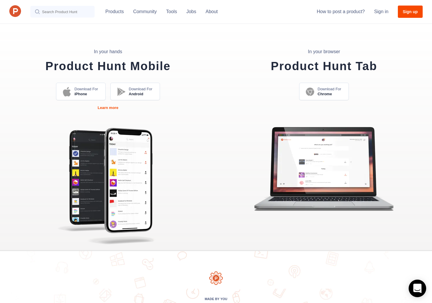 Apps   Product Hunt