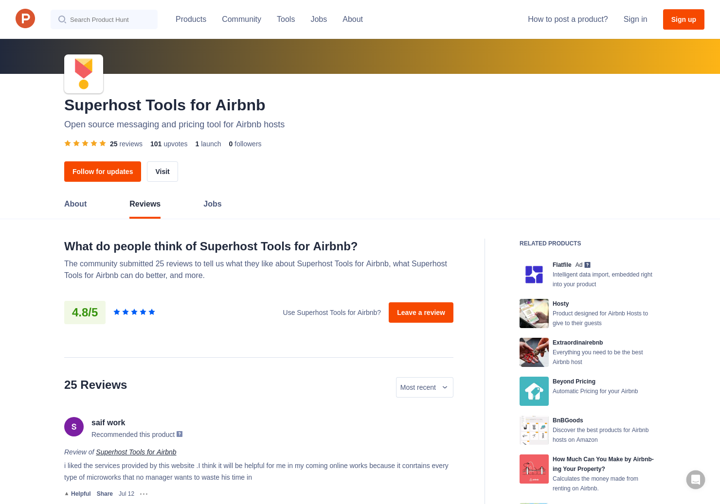 25 Superhost Tools for Airbnb Reviews - Pros, Cons and