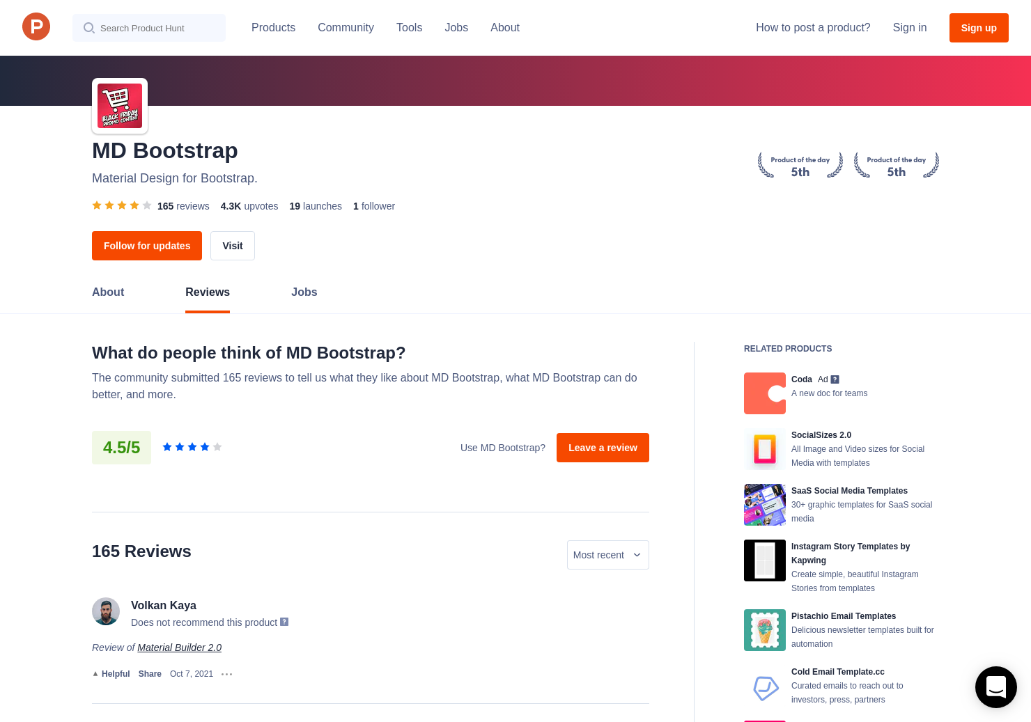 8 Vue Bootstrap Material Design Kit Reviews - Pros, Cons and Rating