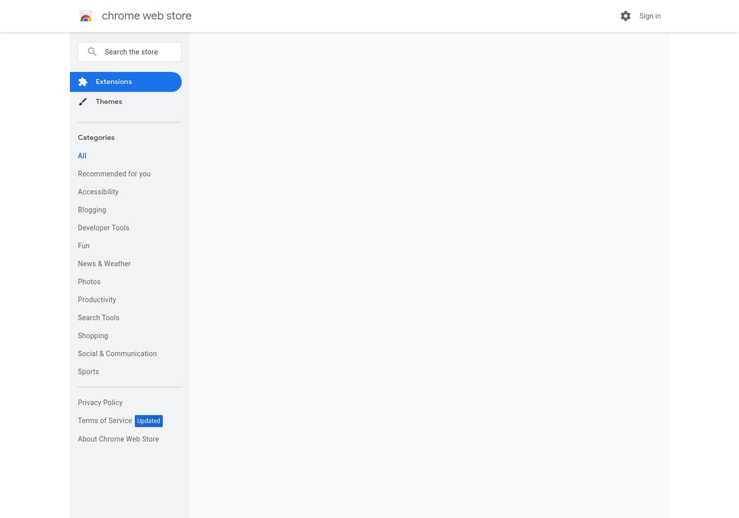 Recipe Cart Chrome Extension