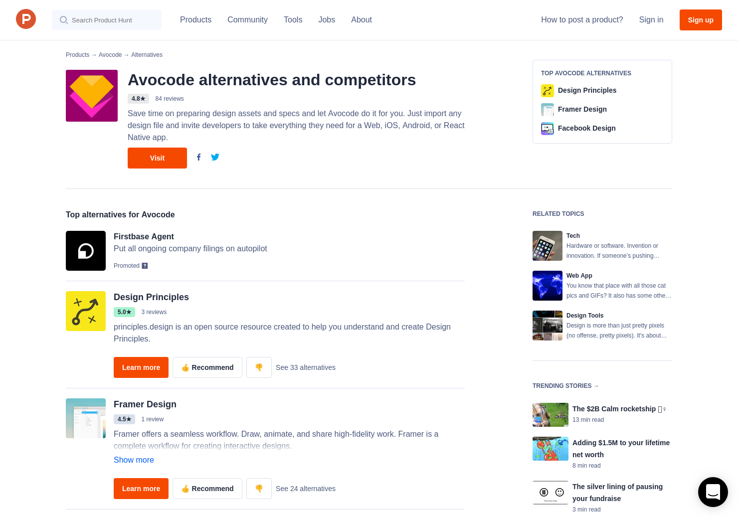 8 Alternatives to PSD to Sketch Design Converter | Product Hunt