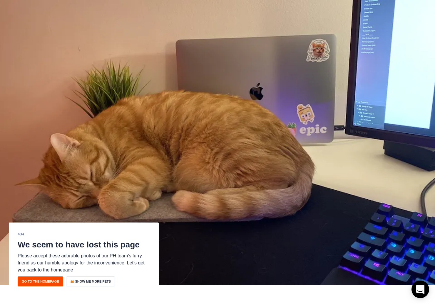 Product Hunt – The best new products in tech.