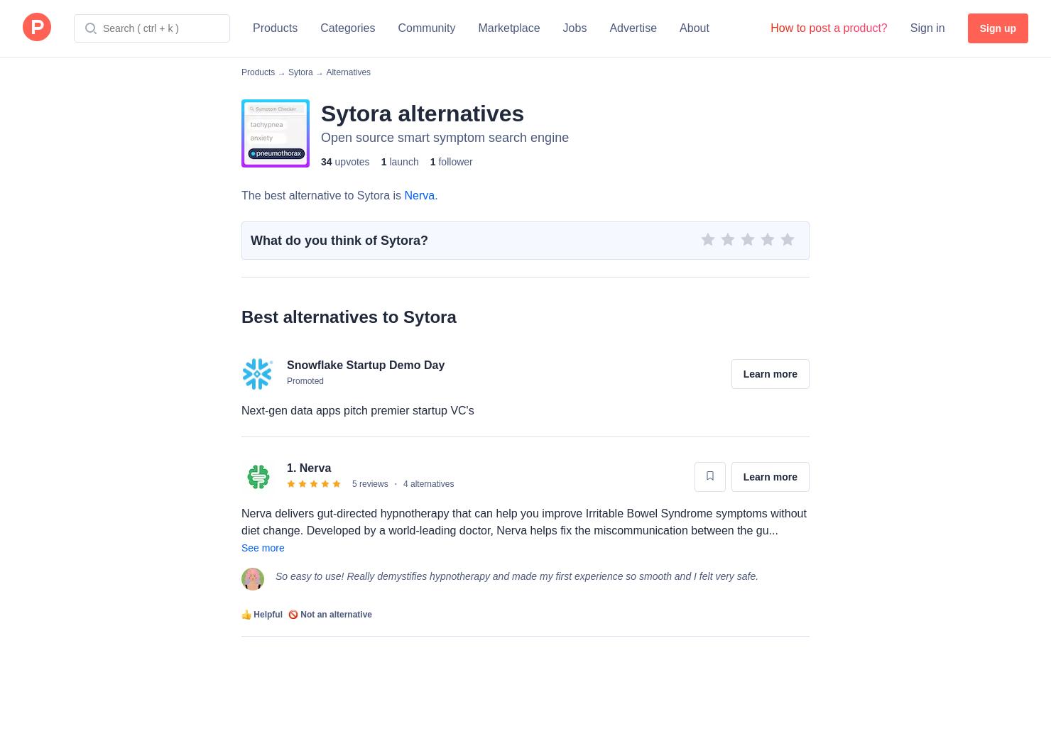 7 Alternatives to Sytora | Product Hunt
