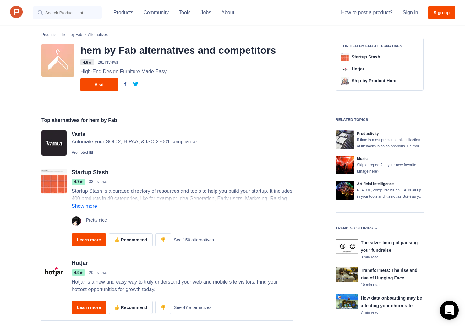 3 Alternatives to Down for Everyone or just Me? - Product Hunt
