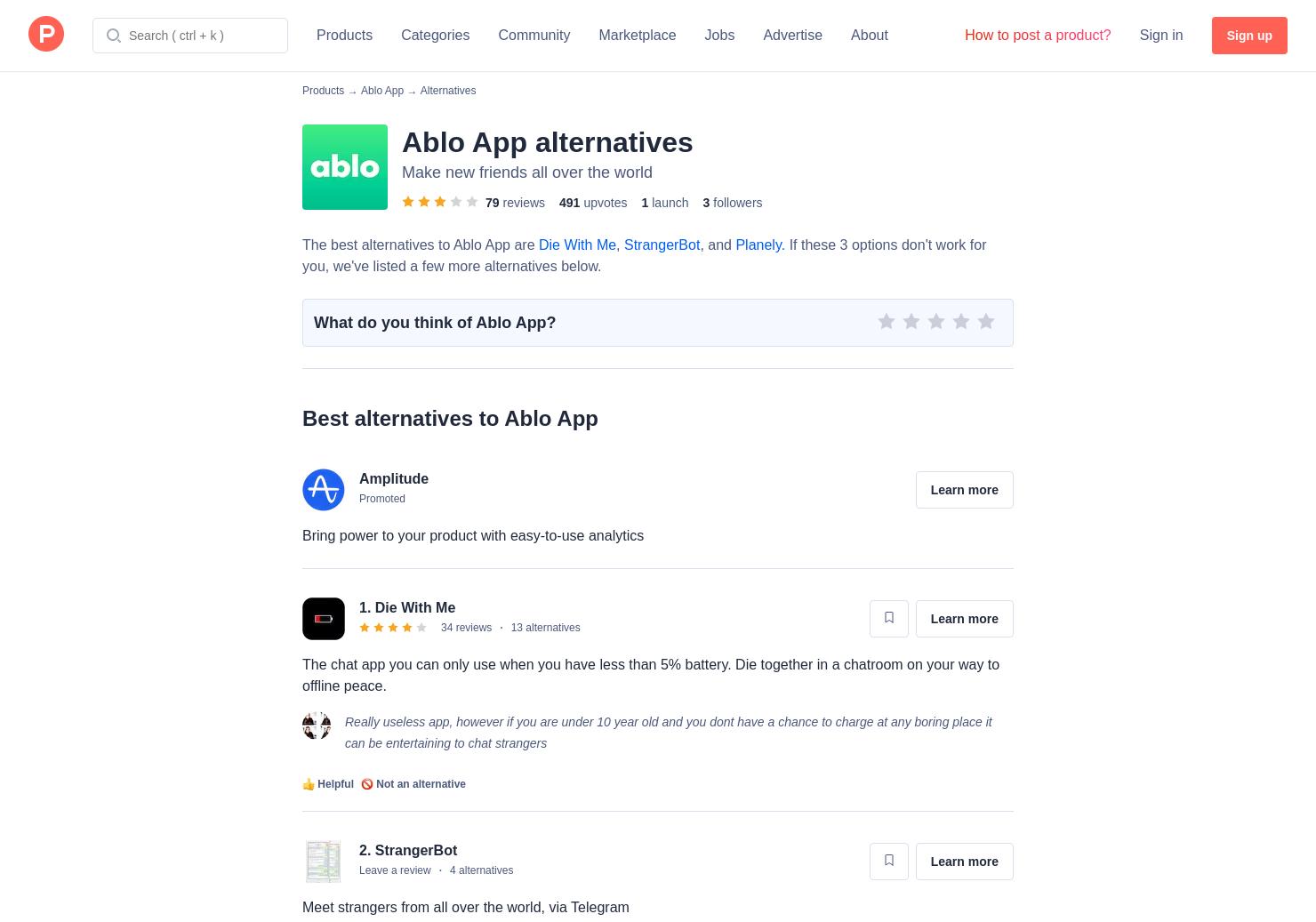 Reddit App Alternative Ios