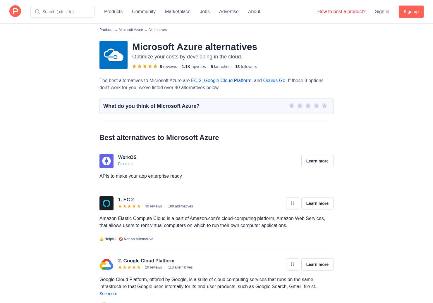 5 Alternatives to Azure Kinect Developer Kit | Product Hunt