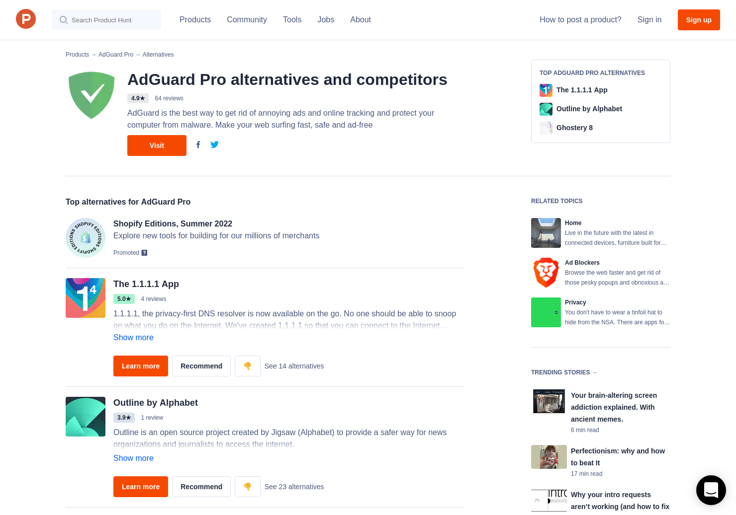 9 Alternatives to AdGuard 3 0 for Android for Android