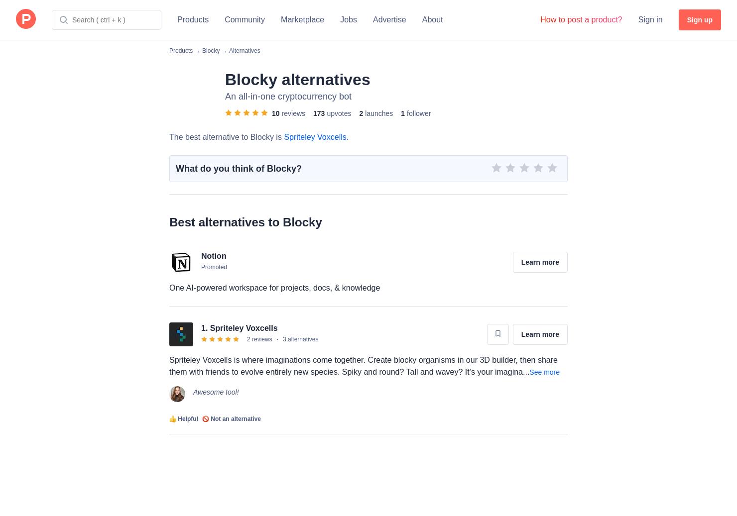 10 Alternatives to Blocky   Product Hunt