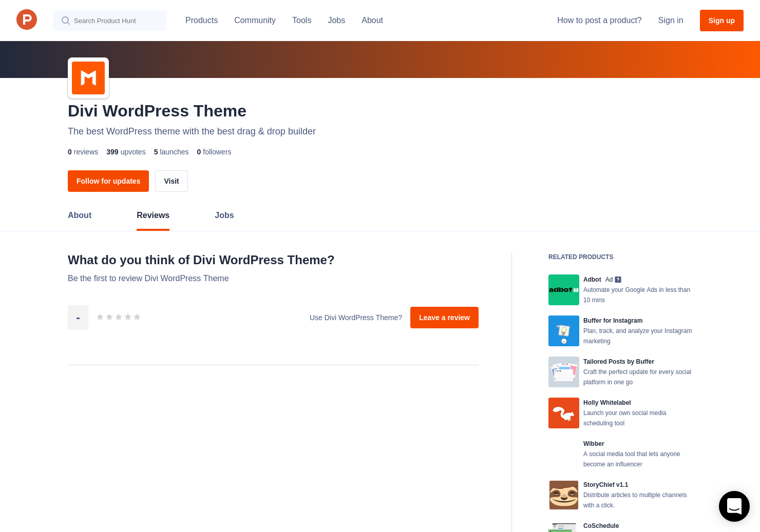 Monarch Reviews - Pros, Cons and Rating | Product Hunt