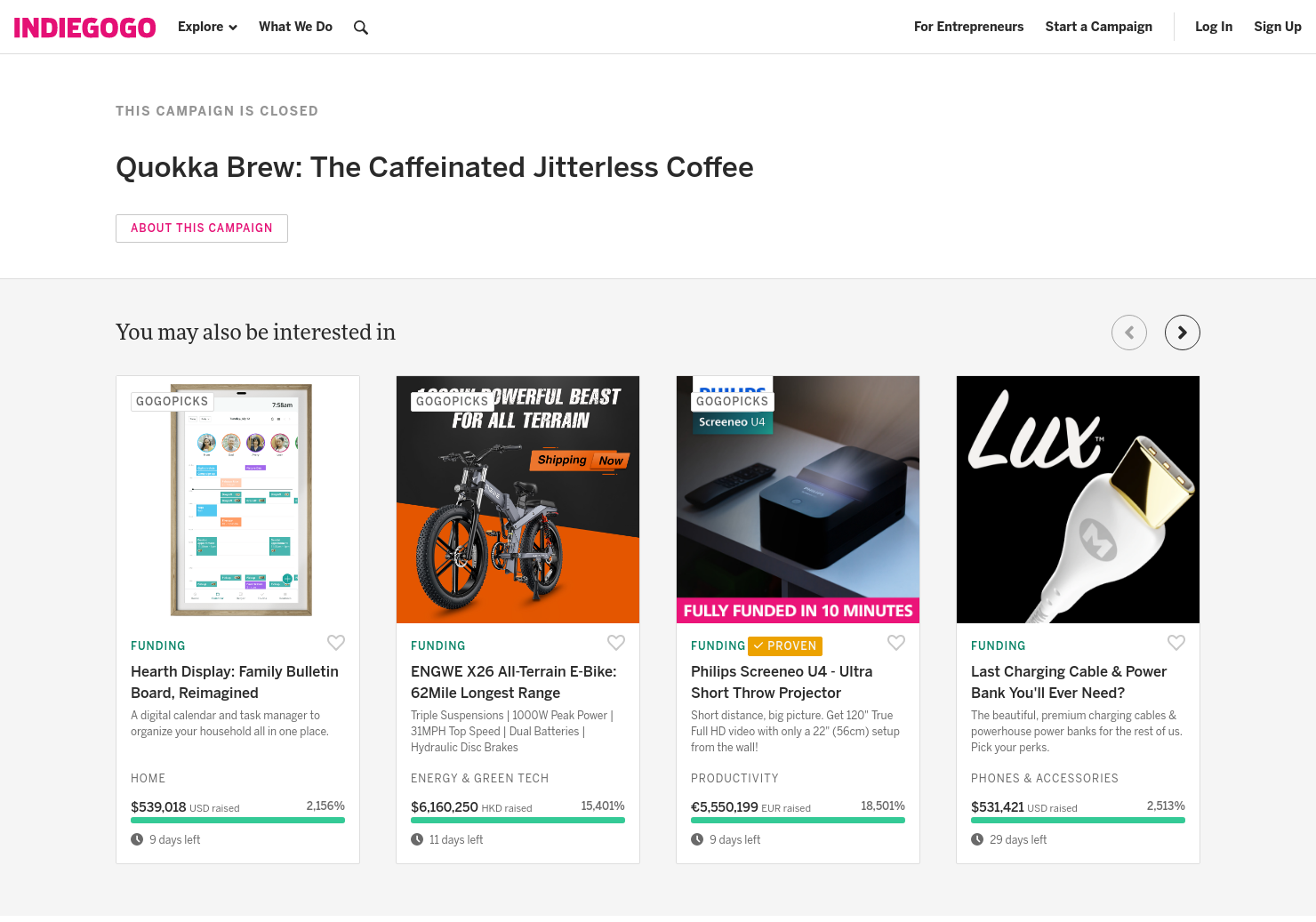 Quokka Brew Jitterless Coffee