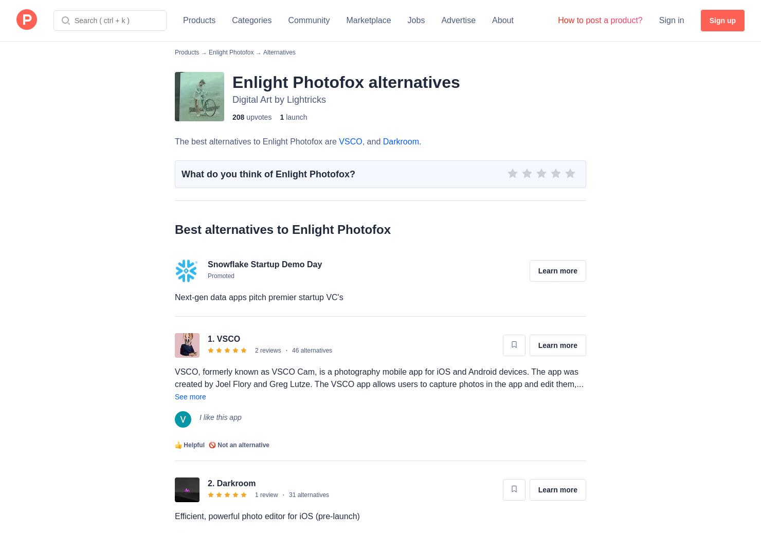 4 Alternatives to Enlight | Product Hunt