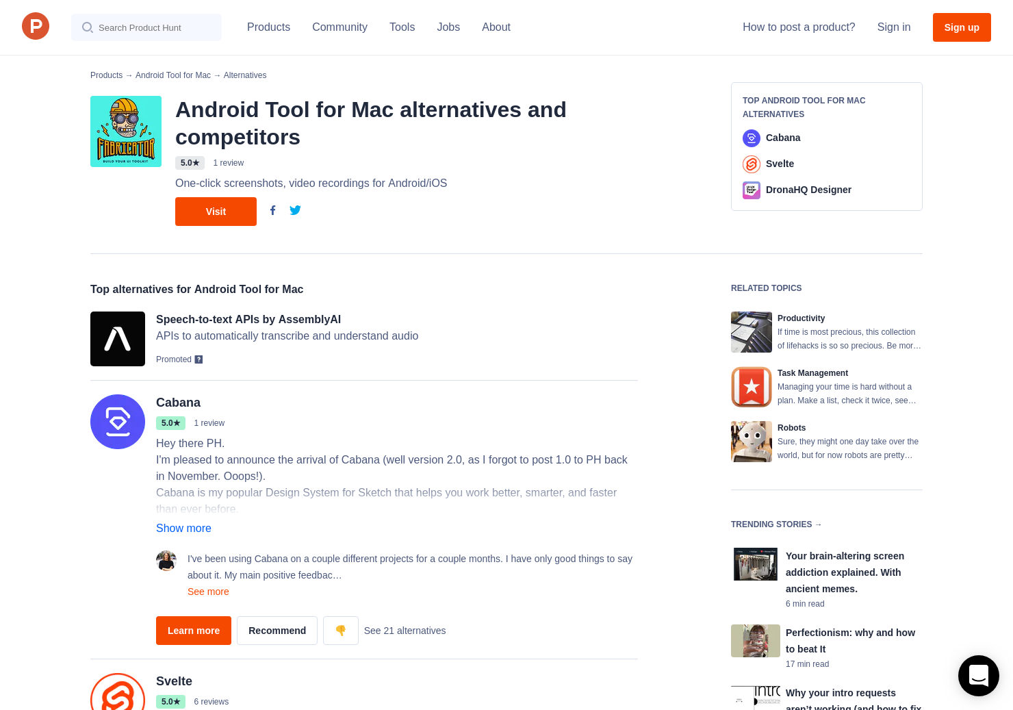 3 Alternatives to Fabricator | Product Hunt