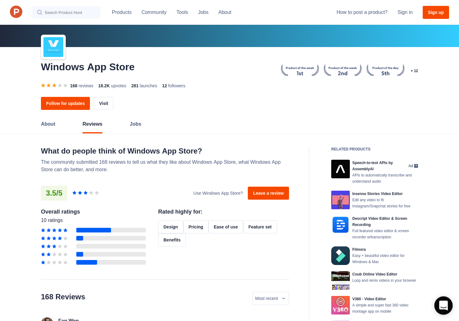 2 Microsoft Authenticator Reviews - Pros, Cons and Rating