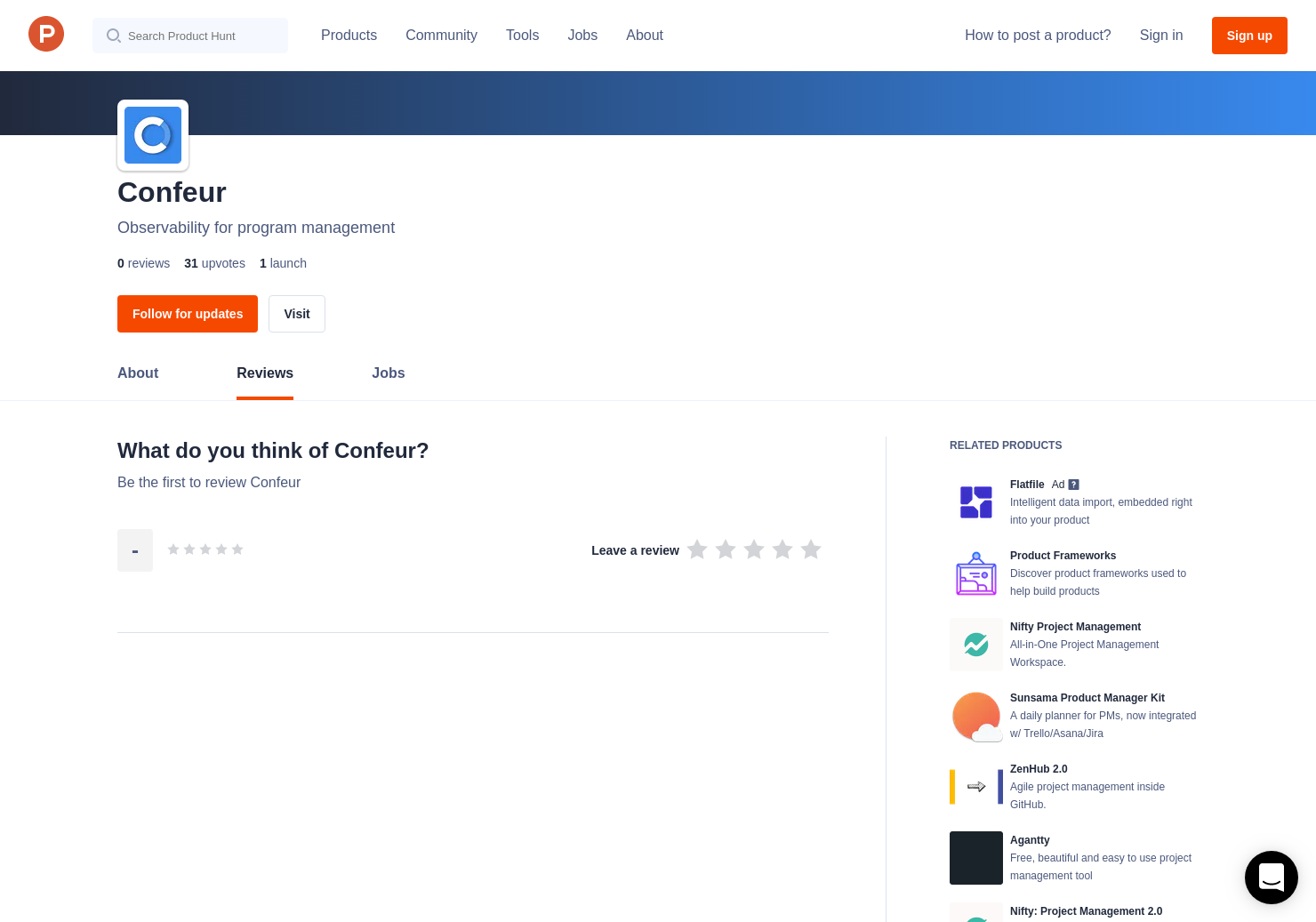 Agantty confeur reviews - pros, cons and rating   product hunt
