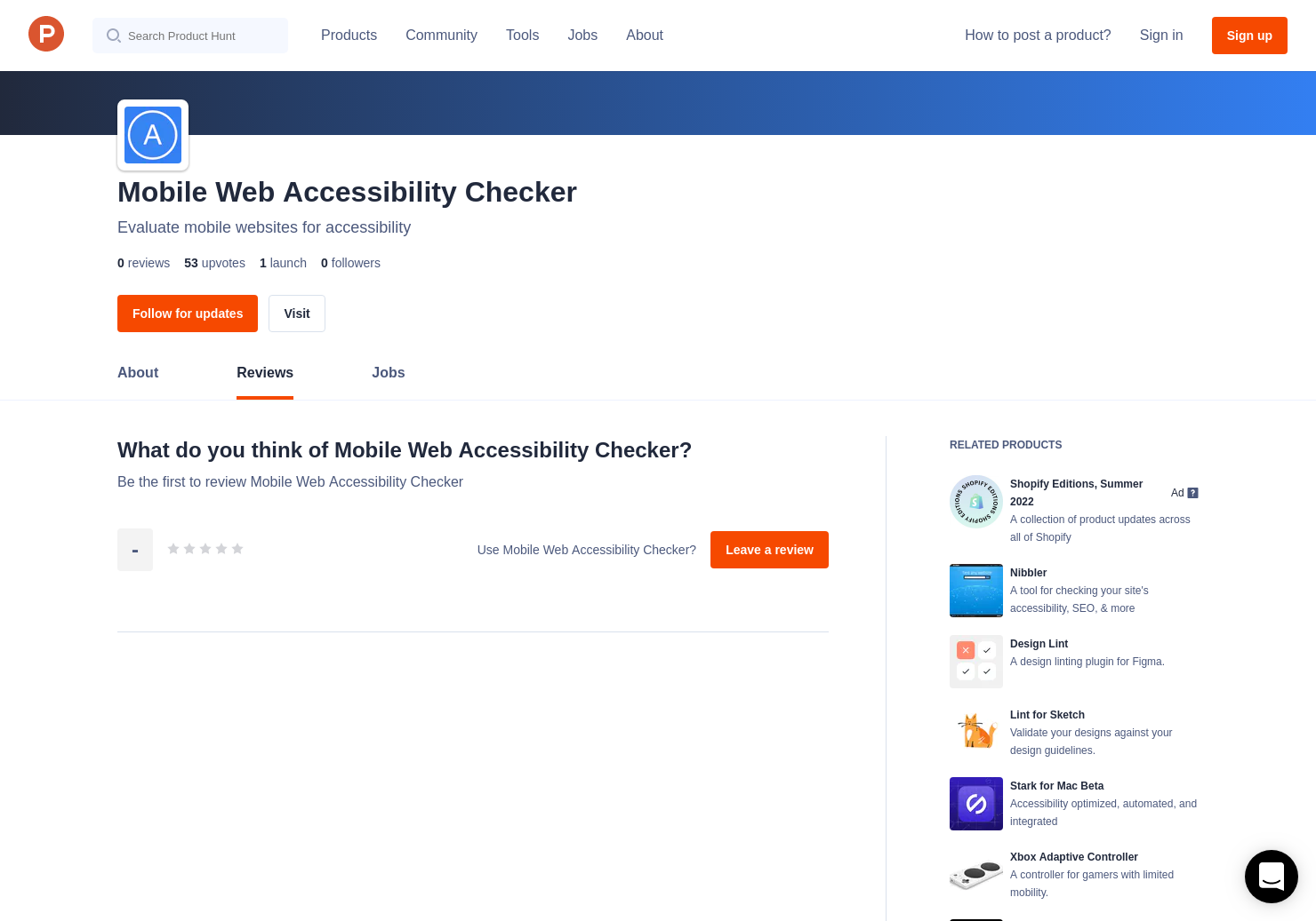 Mobile Web Accessibility Checker Reviews - Pros, Cons and