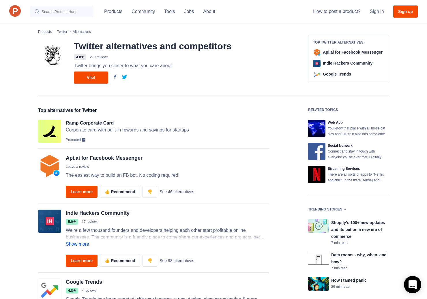 6aa0aaaf8c2e 1 Alternatives to Buy by Twitter