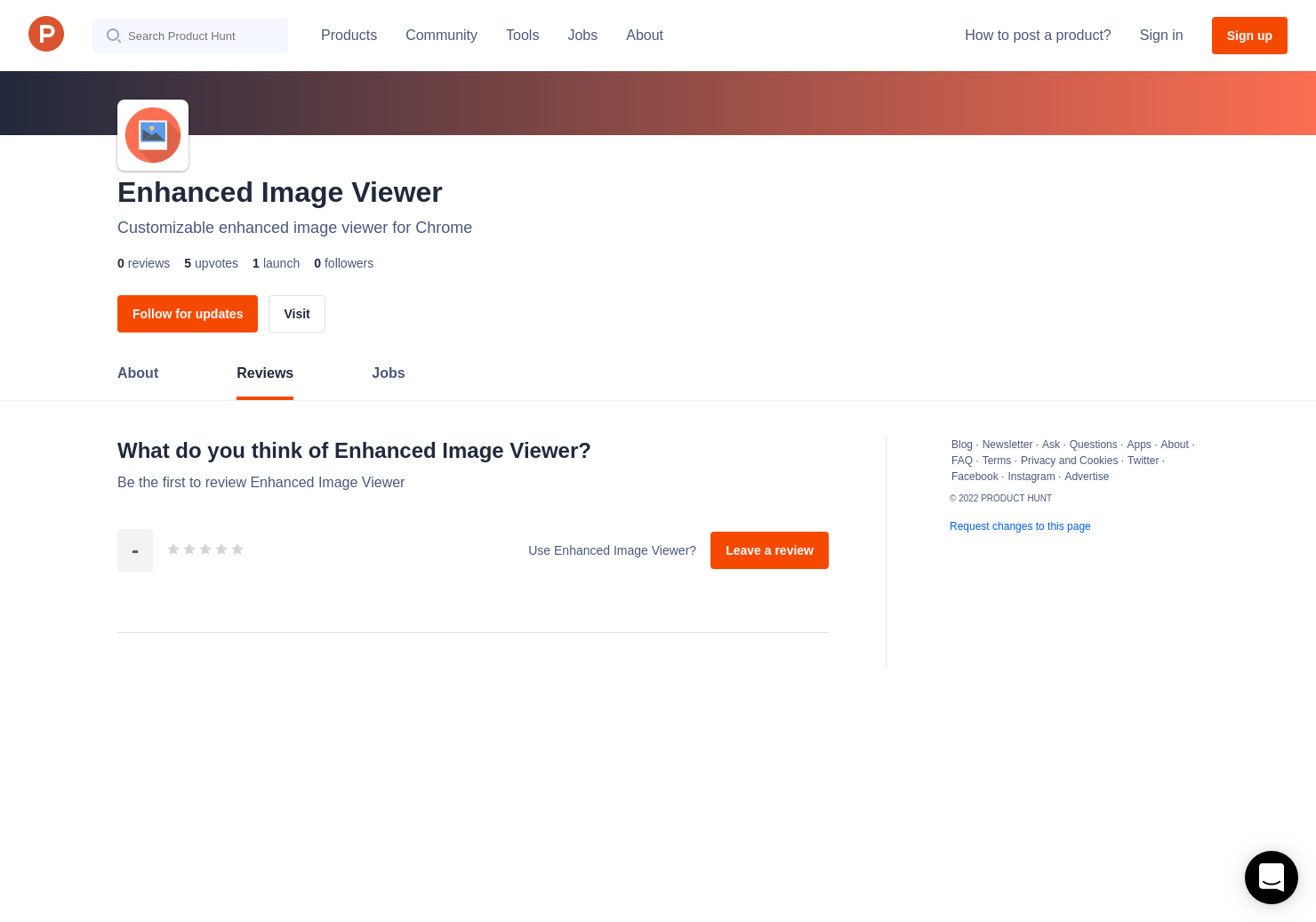 Enhanced Image Viewer Reviews - Pros, Cons and Rating
