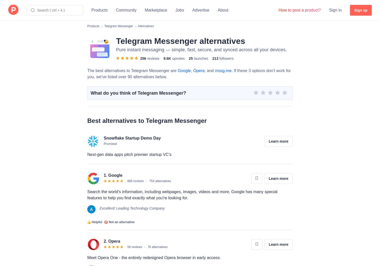 5 Alternatives to Telegram Desktop 1 0 for Linux, Windows