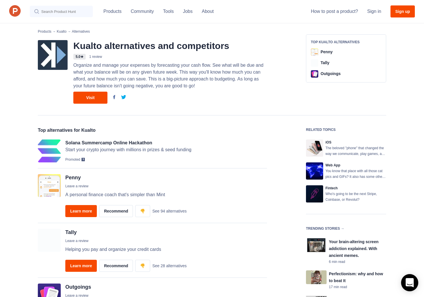13 Alternatives to Kualto for iPhone | Product Hunt