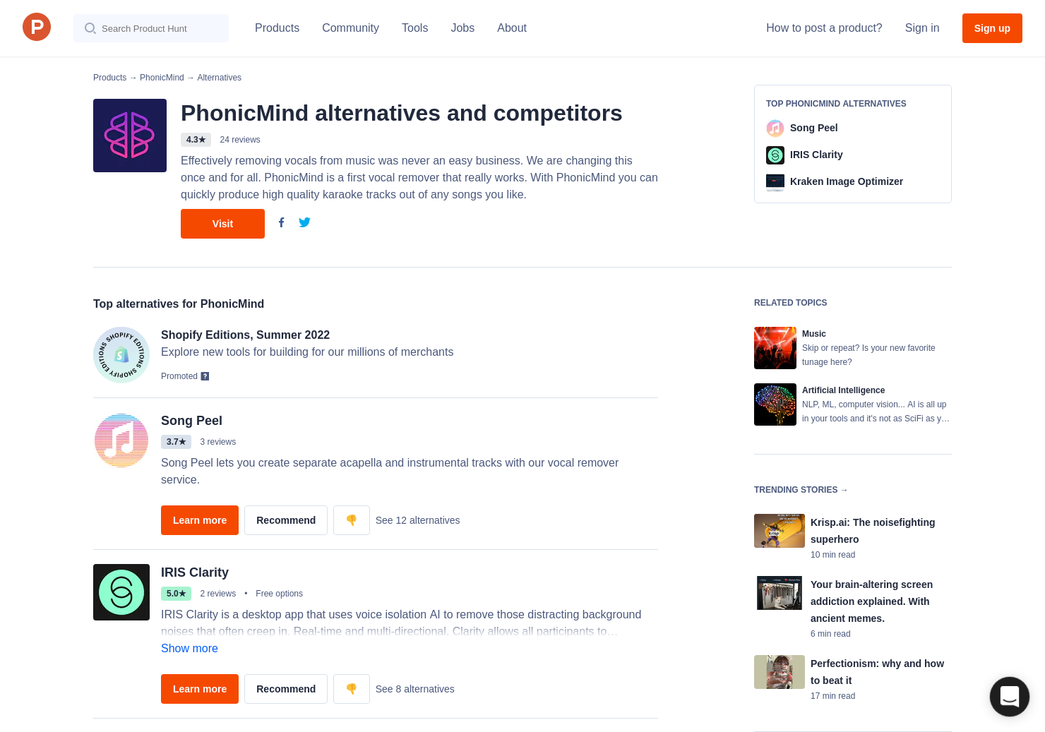 12 Alternatives to PhonicMind | Product Hunt