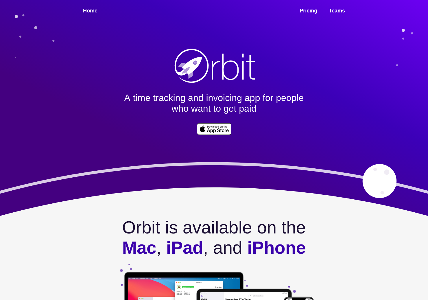 Orbit for macOS